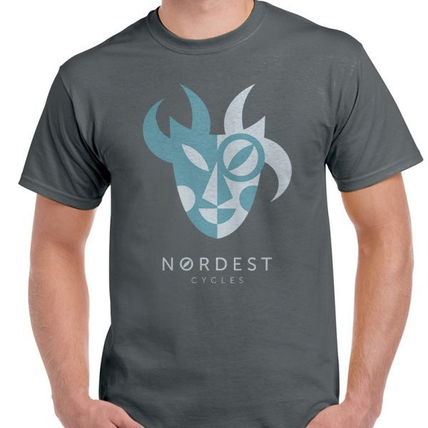 Nordest T-Shirt (two inks)