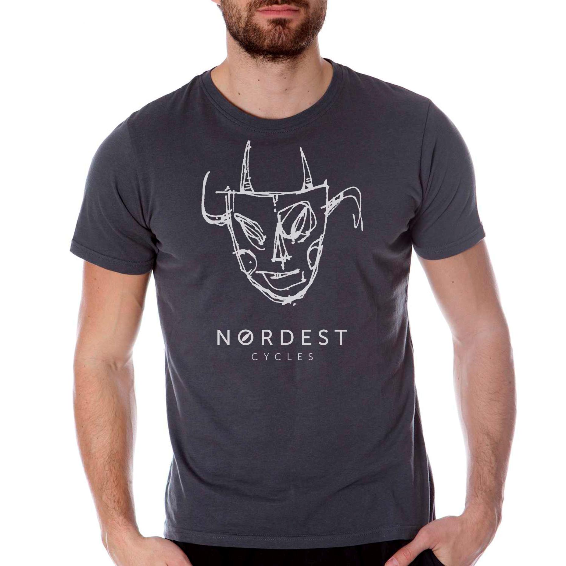 Nordest t-shirt (sketch)