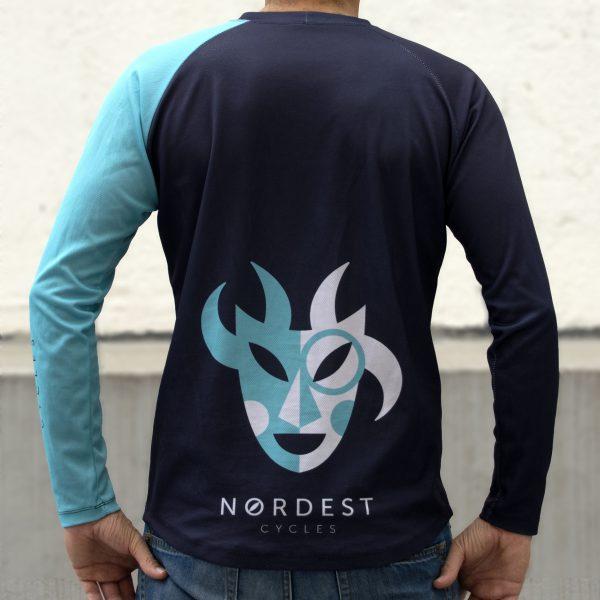nordest careto bike jersey