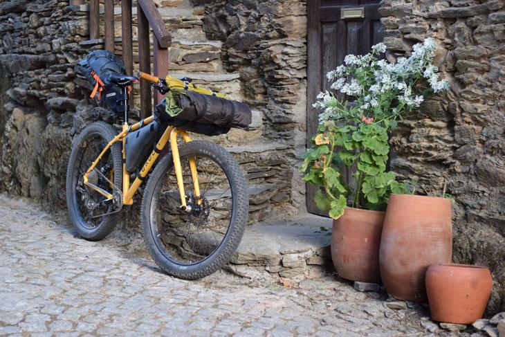 Nordest Sardinha - Portugal bikepacking