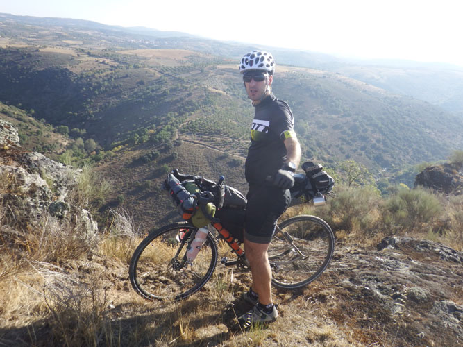 Portugal bikepacking