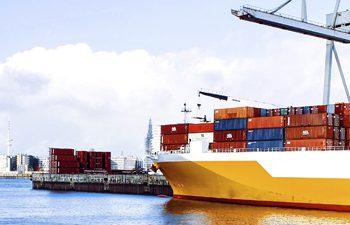 cargo ship with nordest Bardino batch