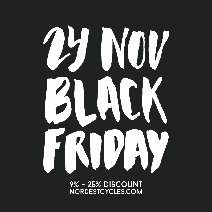 black friday nordest cycles