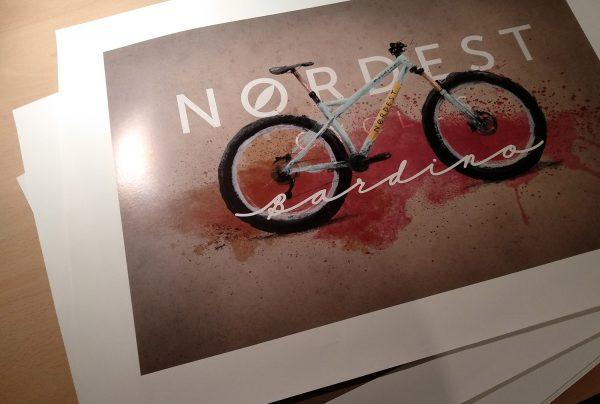 Nordest Bardino Poster