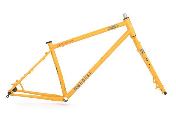 Nordest Sardinha kit: frame + fork